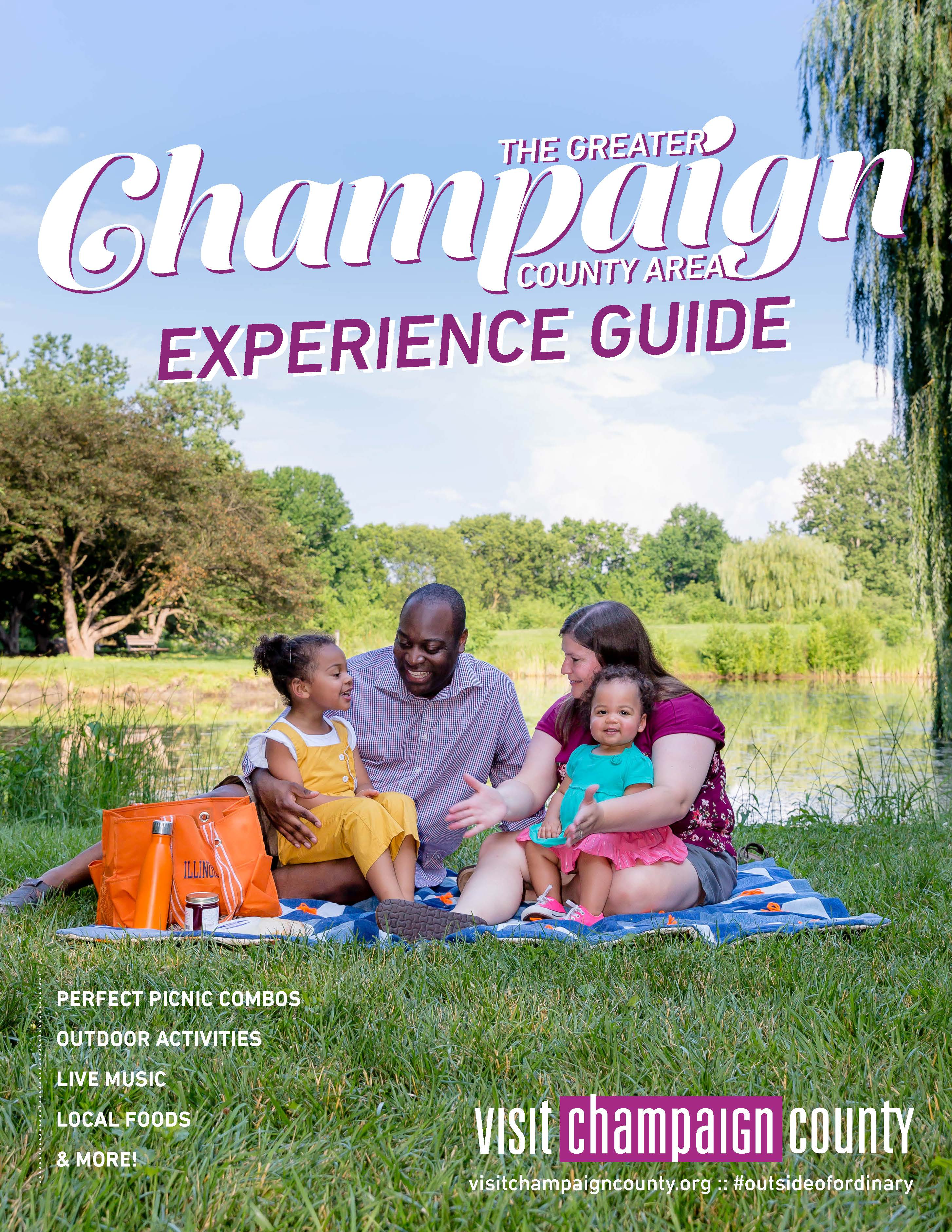 Champaign County Area Experience Guide